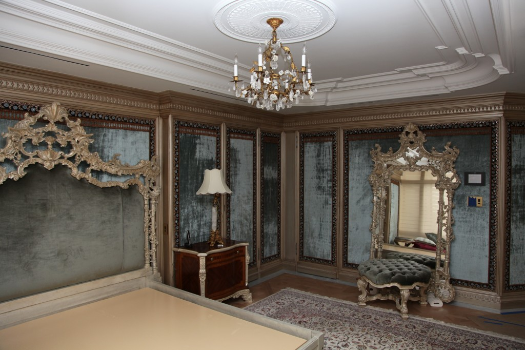 Trump Tower Master Bedroom
